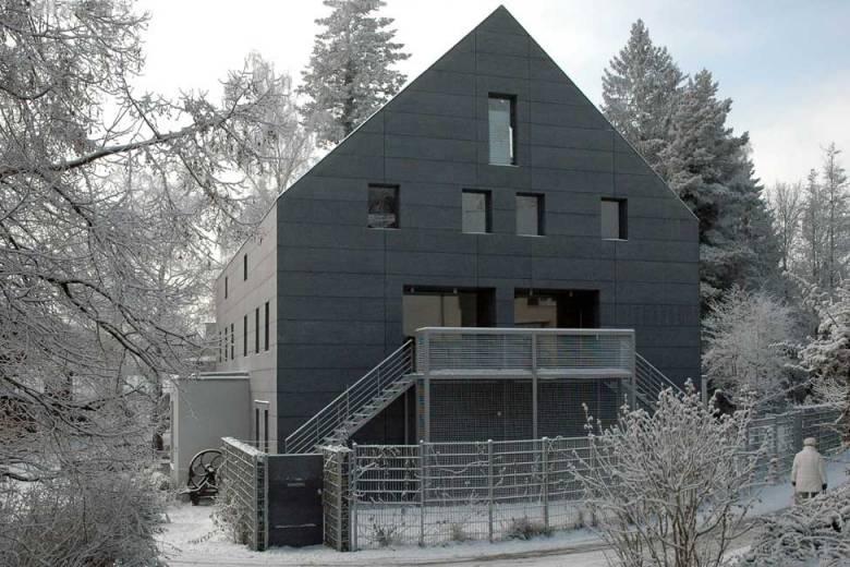 sanierung und umbau alte holzm hle in biberach. Black Bedroom Furniture Sets. Home Design Ideas